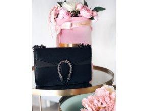 Čierna kabelka Christie