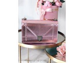 Ružová matelická kabelka