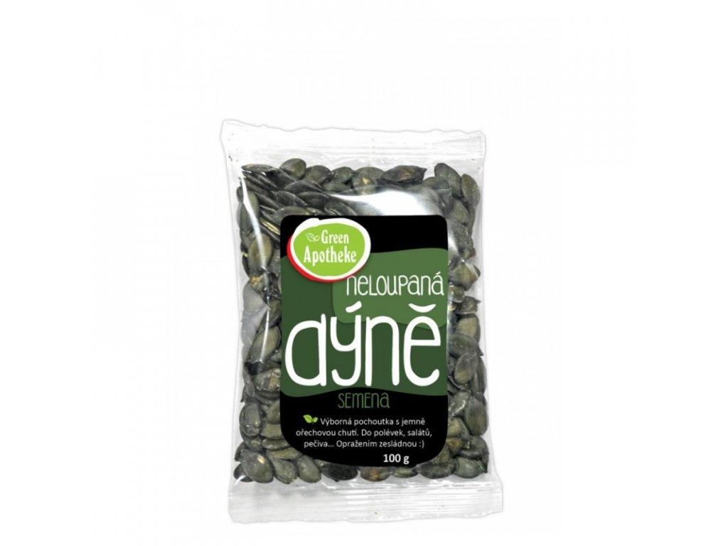Green Apotheke Dýně neloupaná 100 g