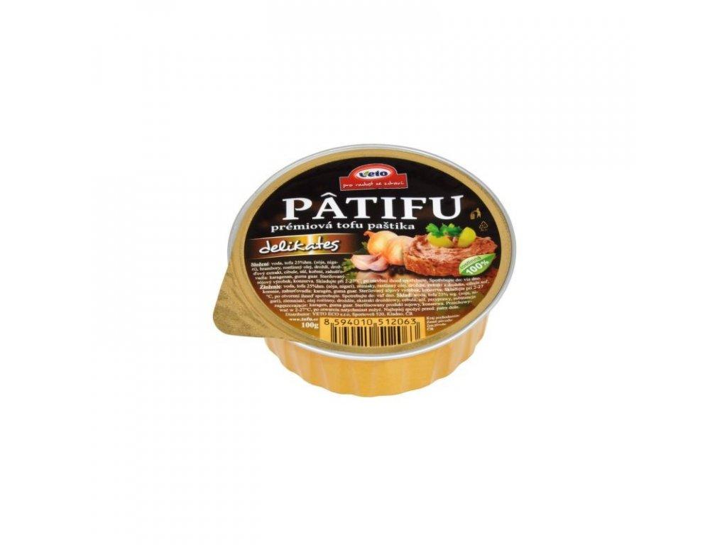 Patifu Paštika delikates 100 g