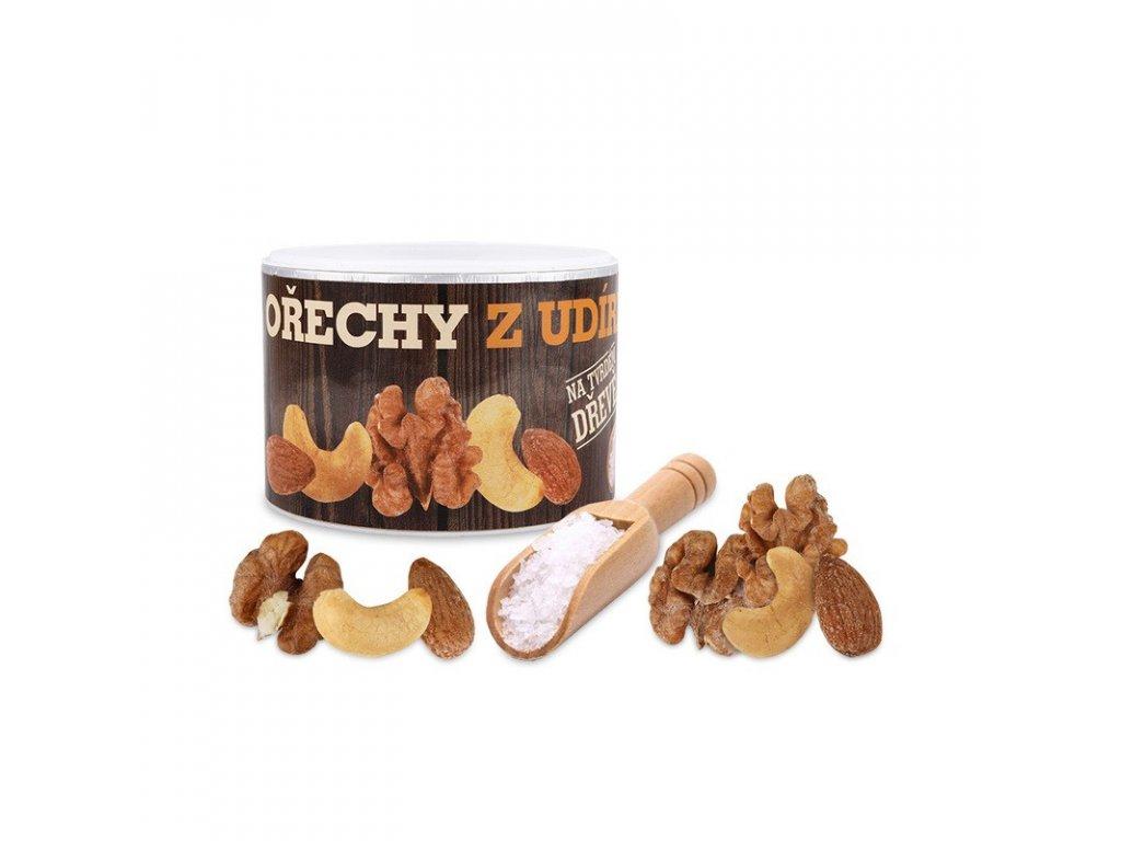Mixit Ořechy z udírny 170 g