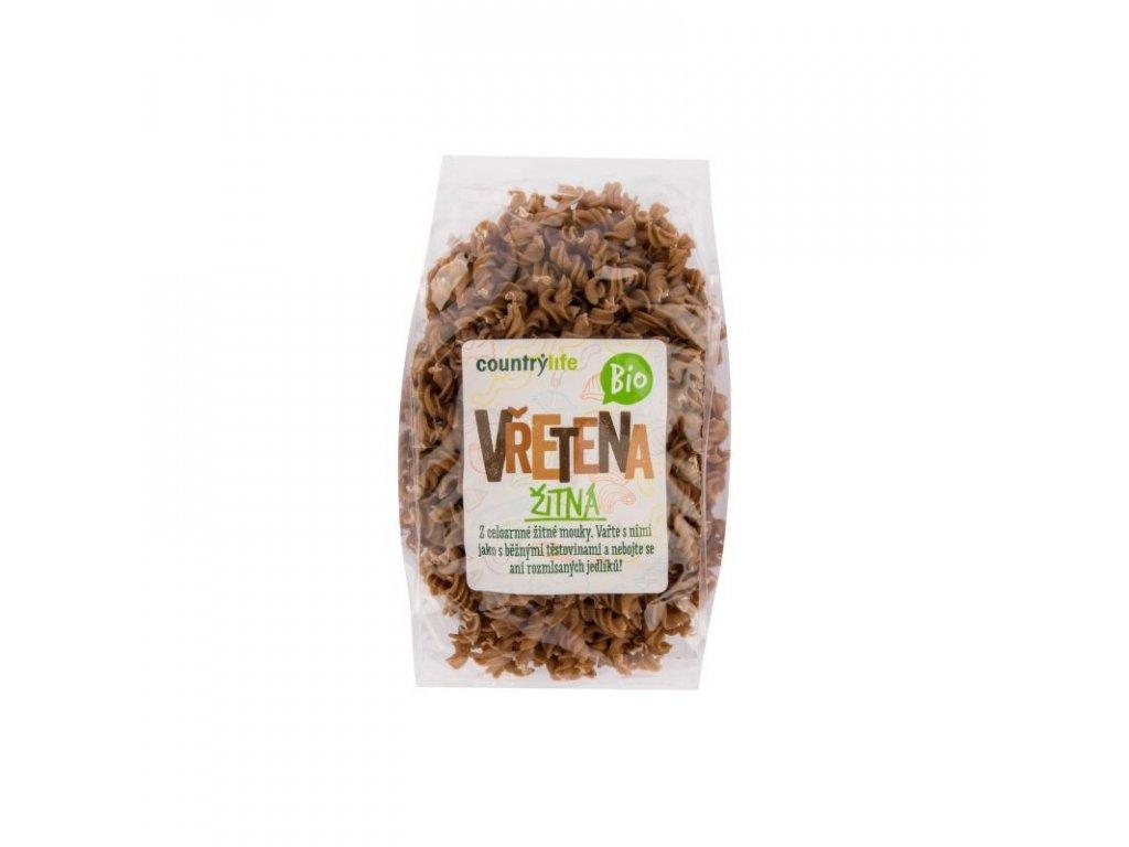 Country Life Vřetena žitná Bio 400 g