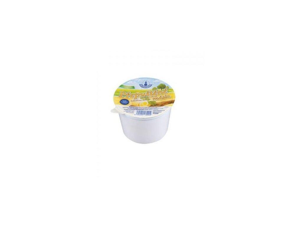 Přepuštěné máslo 450 g Mlékárna Polná