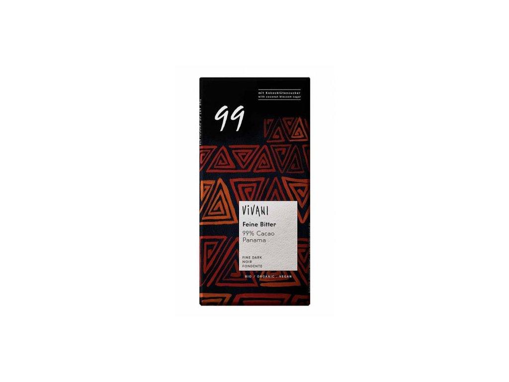 1320 vivani tmava cokolada 99