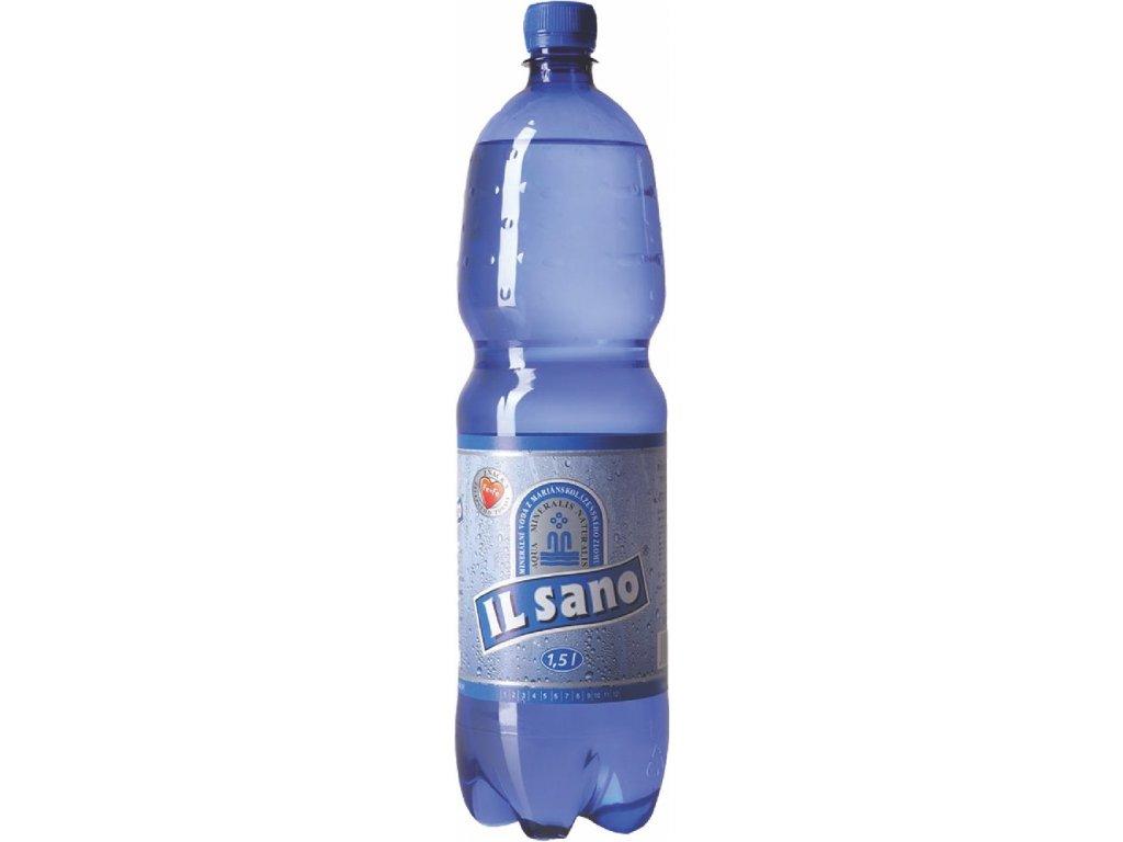 Chodovar Ilsano perlivá voda 1 l