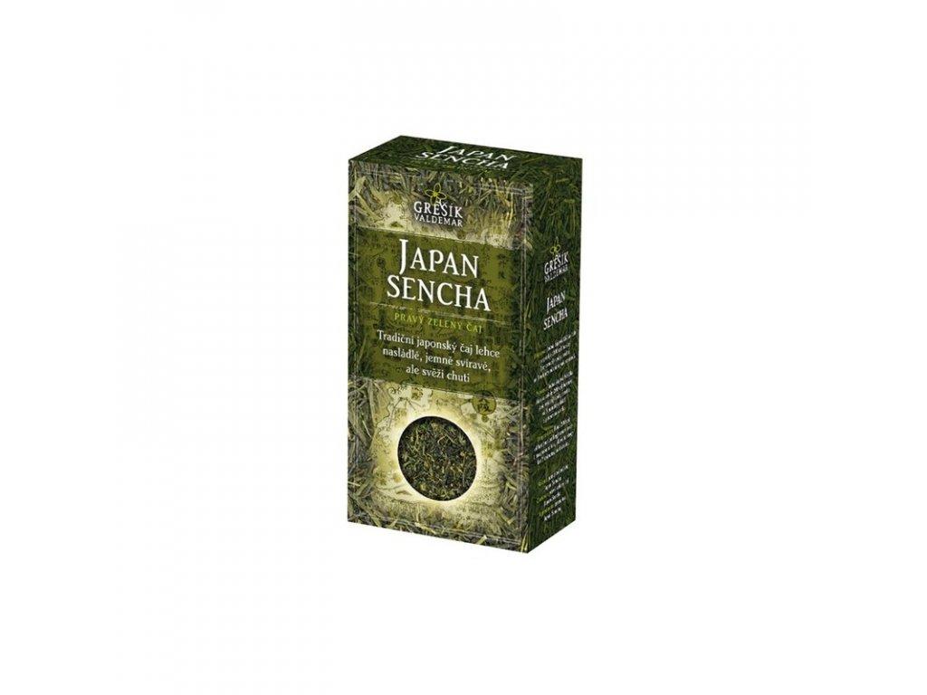 Grešík Čaj sypaný Japan Sencha 70 g