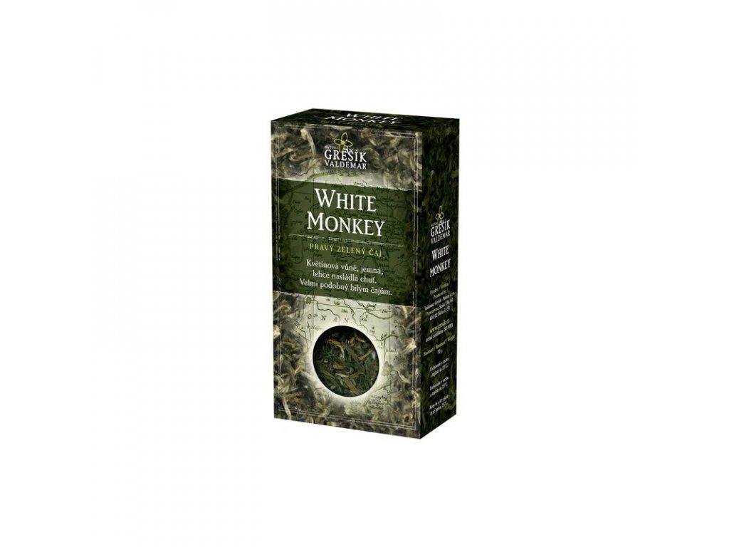 Grešík Čaj sypaný White Monkey 50 g