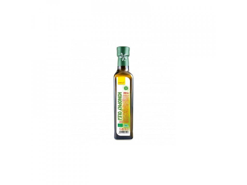 Wolfberry Konopný olej 250 ml