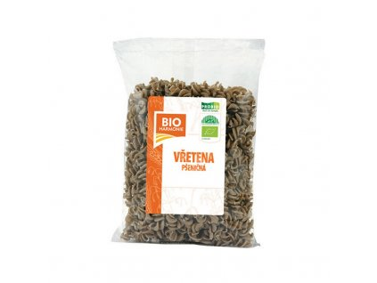 Bio Harmonie Vřetena pšeničná celozrnná Bio 400 g
