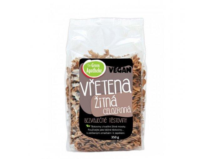 Green Apotheke Vřetena žitná celozrnná 350 g