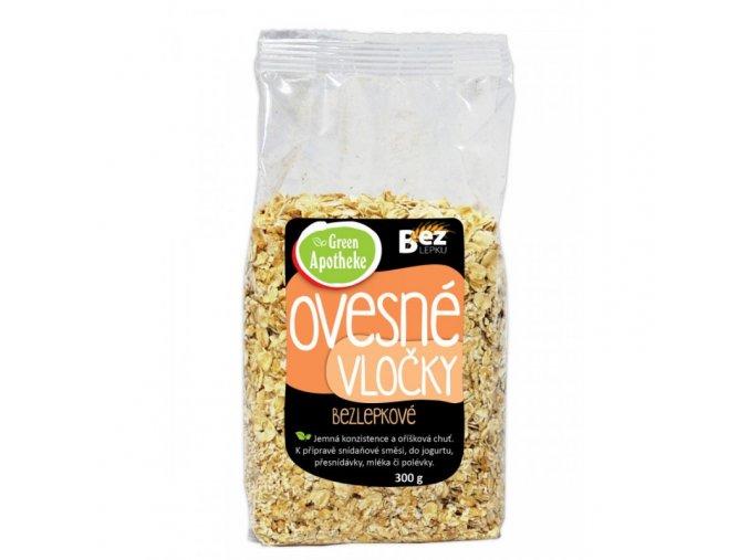 Green Apotheke Ovesné bezlepkové vločky 300 g