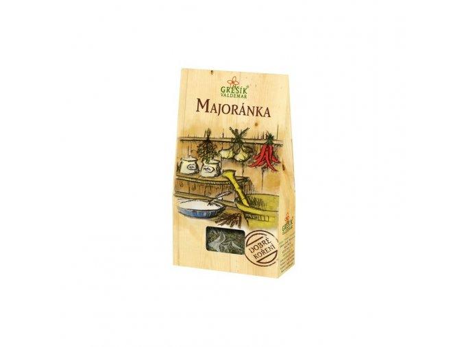 Grešík Majoránka koření 15 g