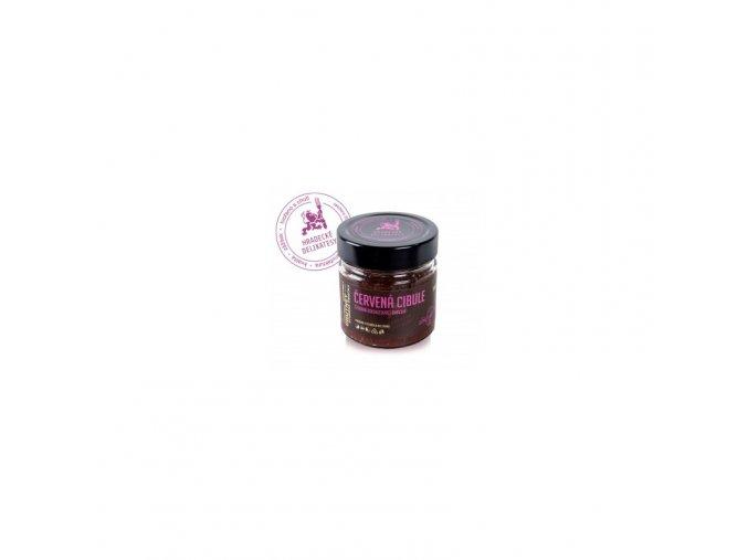 Hradecké delikatesy Cibulové čatní 190 g