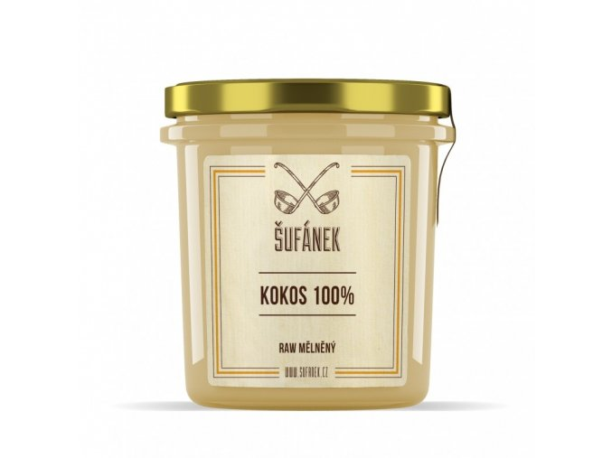 Šufánek Kokosové máslo 300 g