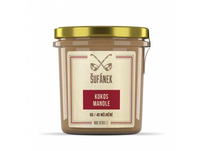 Šufánek Kokosové - mandlové máslo 300 g