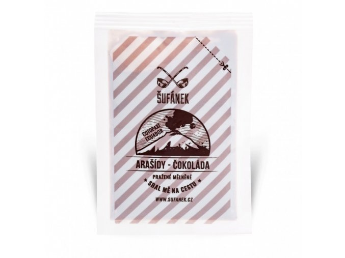 Šufánek Ochutnávkové máslo arašídovo-čokoládové 40 g