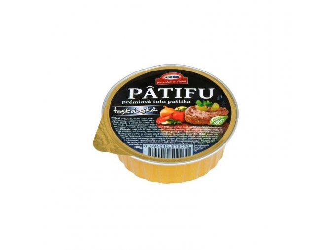 Patifu Paštika toskánská 100 g