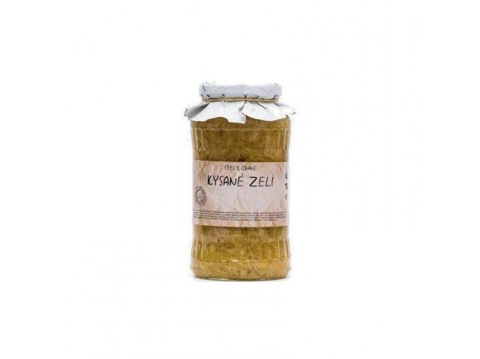 Láznička Zelí kysané 640 g