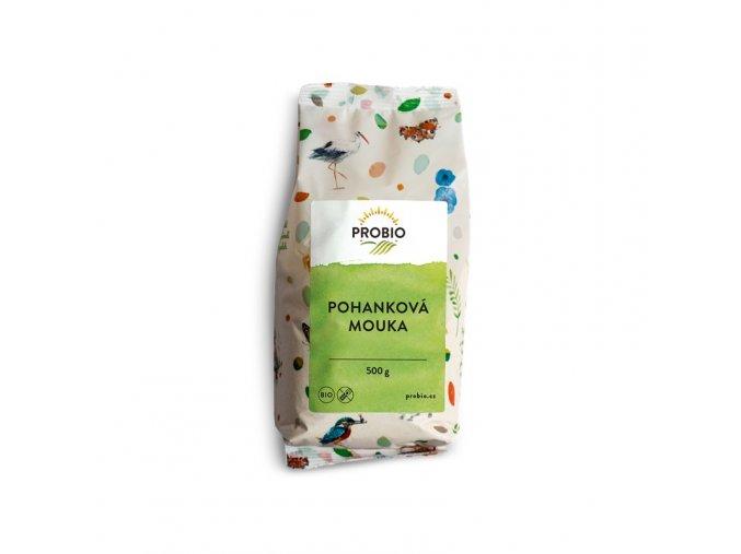 Probio Mouka pohanková hladká 500 g Bio