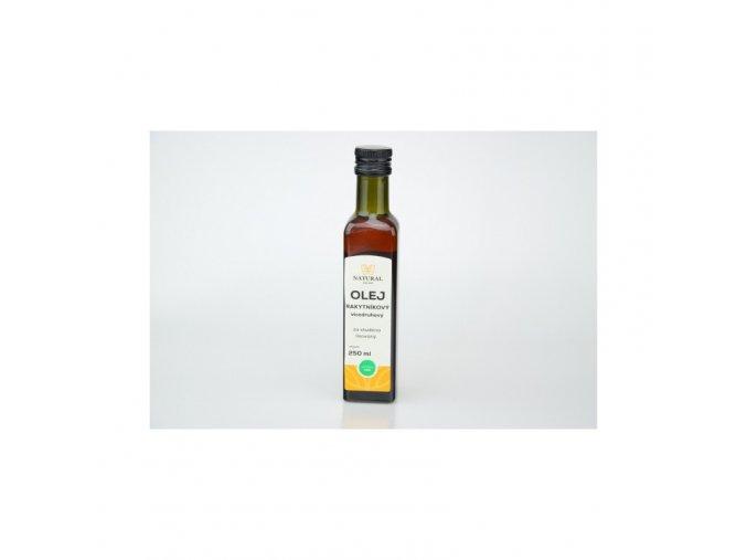 Natural Jihlava Olej rakytníkový - směs za studena lisovaných olejů 250 ml