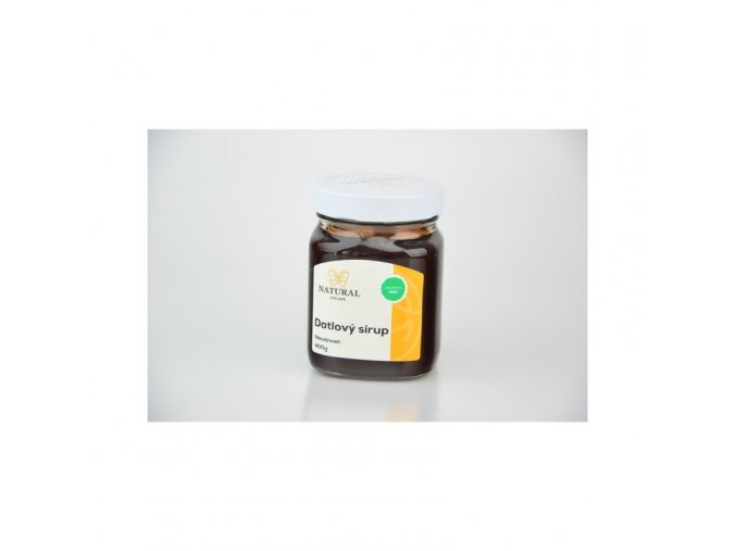 Natural Jihlava Datlový sirup 400 g