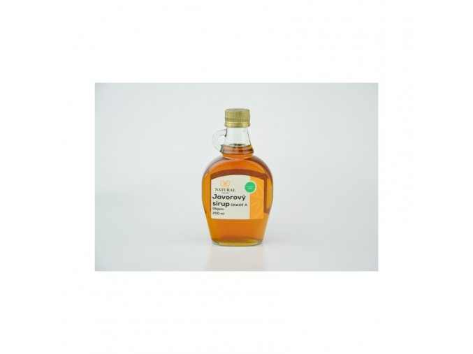 Natural Jihlava Javorový sirup 250 ml