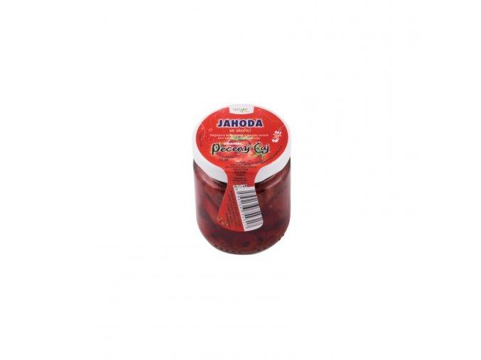 Nature NoTea Pečený čaj  Jahoda se skořicí 55 ml