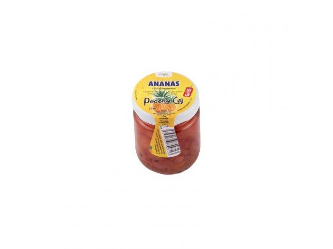 Nature NoTea Pečený čaj Ananas s kardamomem 55 ml