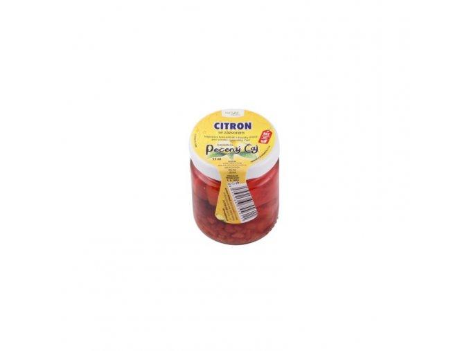 Nature NoTea Pečený čaj Citron se zázvorem 55 ml