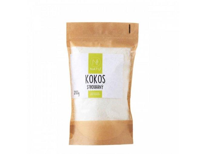 Natu Kokos strouhaný 200 g