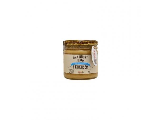 Božské oříšky Arašídovo kokosový krém 190 g