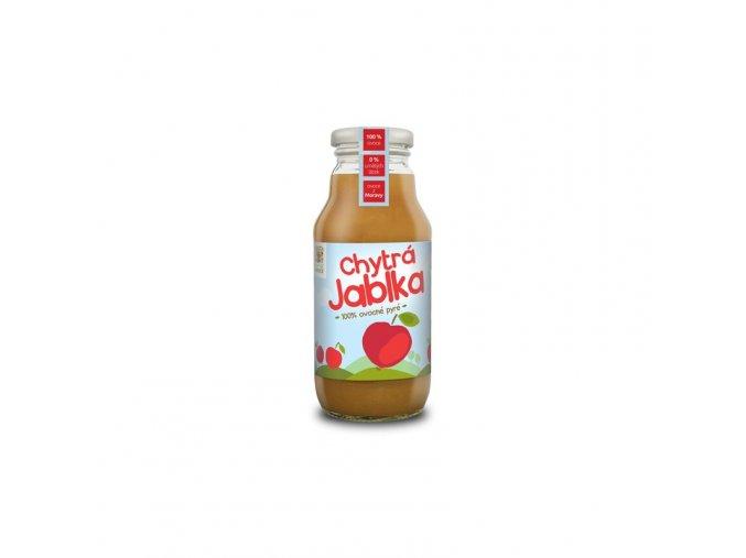 Chytré ovoce 100% pyré jablko