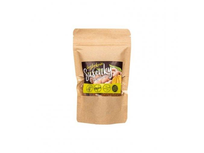 Madhurí Sušenky bezlepkové se zázvorem 100 g