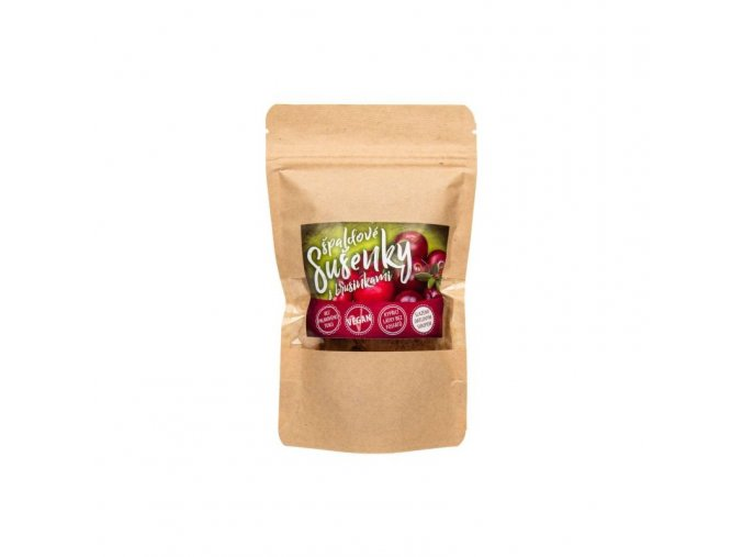 Madhurí Sušenky špaldové s brusinkami 100 g