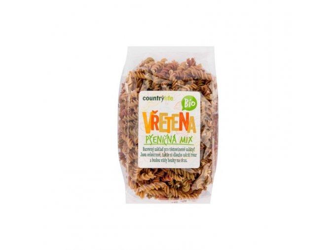 Country Life Vřetena pšeničná mix Bio 400 g