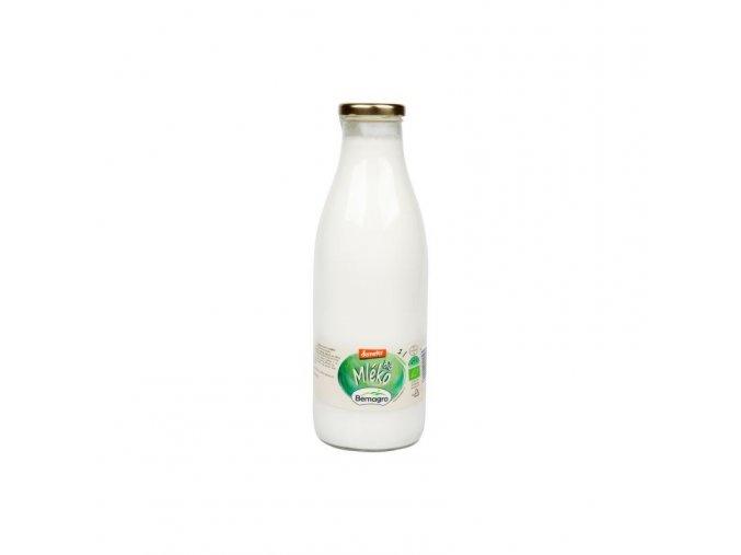 bemagro bio mleko plnotucne 1 l
