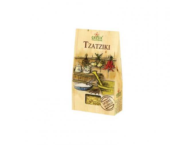 Grešík Tzatziki 30 g