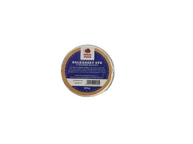 jezkuv statek balkansky syr 125 g