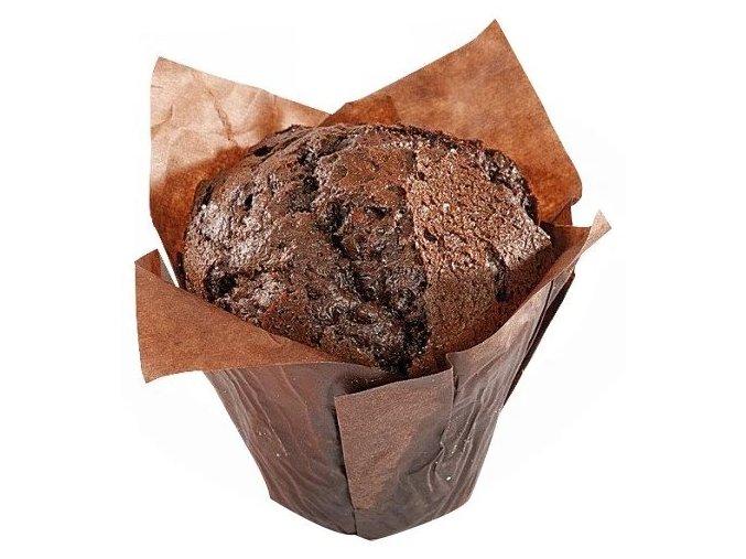 Muffiny čokoládové bezlepkové 3 kusy Mirkuška