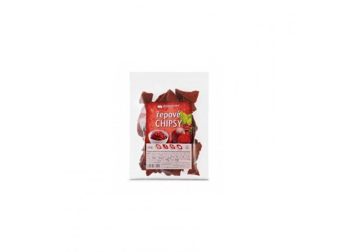 Damodara Řepové chipsy 100 g