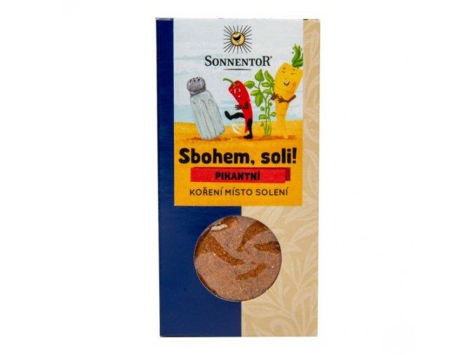 Sonnentor Sbohem, soli! pikantní 50 g Bio