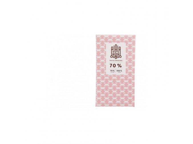 Ajala Chocolate Bio tmavá čokoláda 70% 45 g