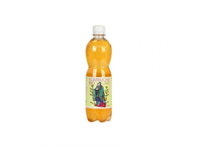 Stevikom Kombucha meduňka bio 500 ml