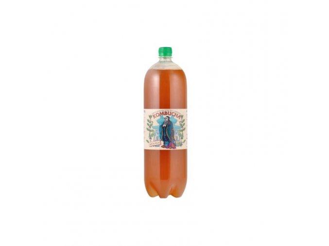 Stevikom Kombucha meduňka bio 2 l