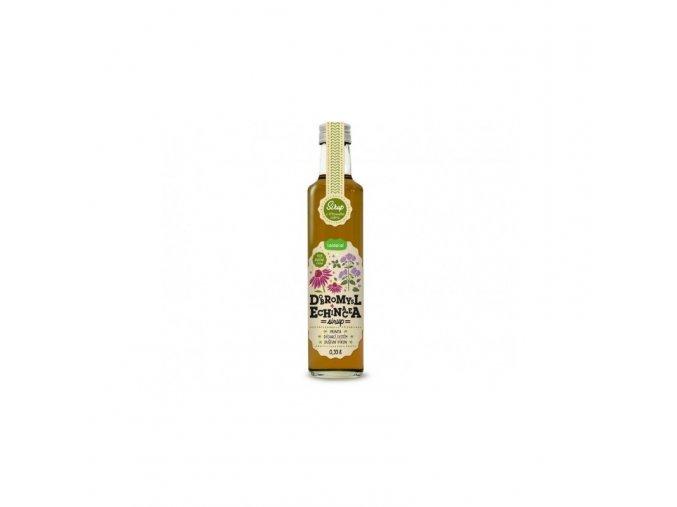 Koldokol Sirup dobromysl a echinacea 330 ml