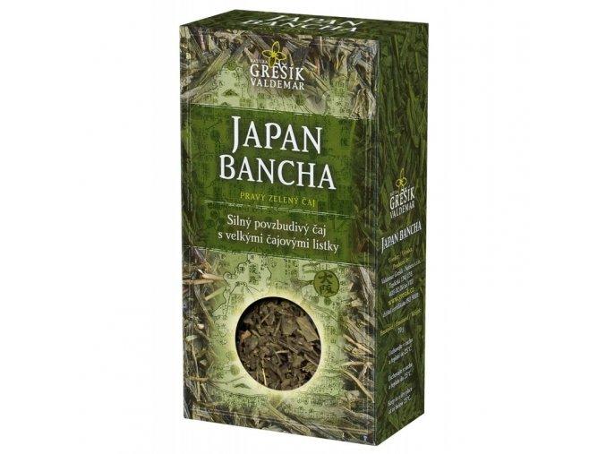 Grešík Čaj sypaný Japan Bancha 70 g