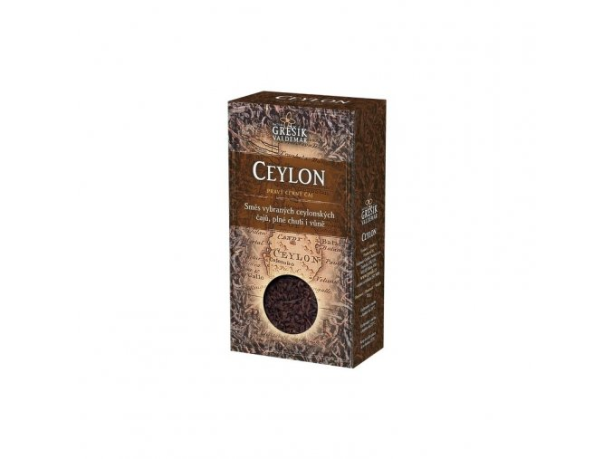 Grešík Čaj sypaný Ceylon 70 g