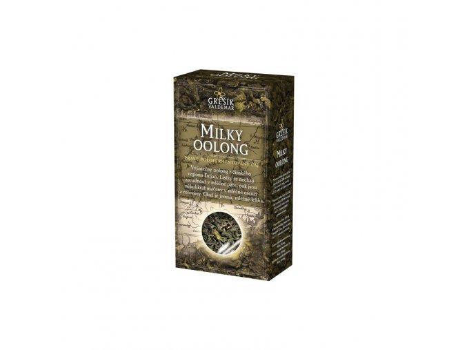 Grešík Čaj sypaný Milky Oolong 50 g