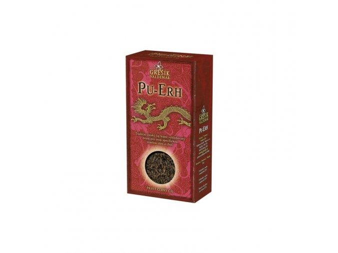 Grešík Čaj sypaný Pu-erh 70 g