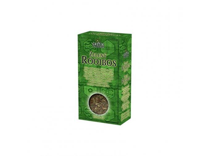 Grešík Čaj sypaný zelený Rooibos 70 g